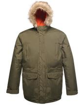 Classic Parka Jacket