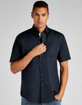 Men`s Classic Fit Workwear Oxford Shirt Short Sleeve